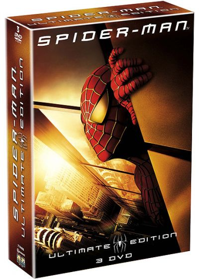 Spider-Man (Ultimate Edition) - DVD