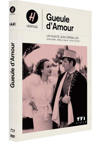 Gueule d'amour (Édition Digibook Collector Blu-ray + DVD + Livret) - Blu-ray