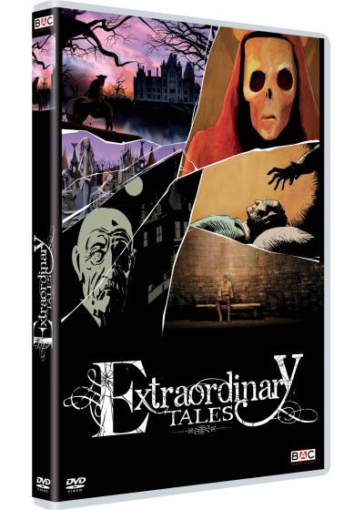 Extraordinary Tales - DVD