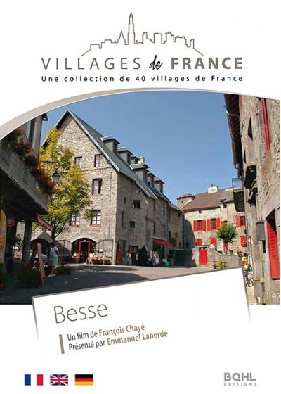 Villages de France volume 17 : Besse - DVD