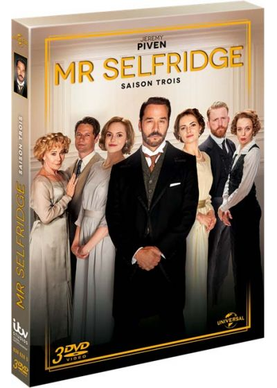 Mr Selfridge - Saison 3 - DVD