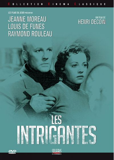 Les Intrigantes - DVD