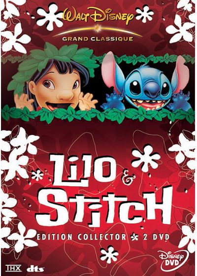 Lilo & Stitch (Édition Collector) - DVD