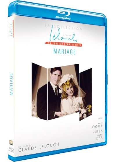 Mariage (Édition remasterisée) - Blu-ray
