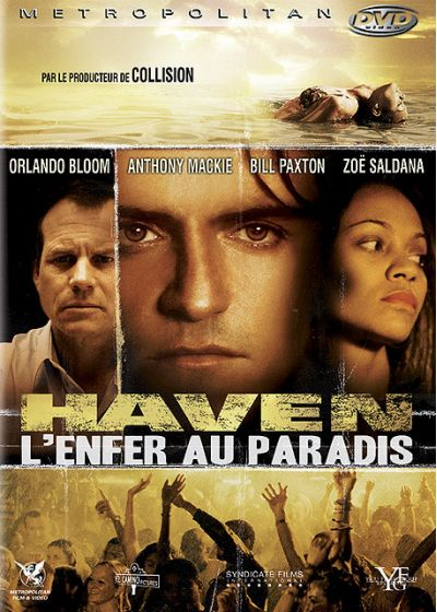 Haven - L'enfer au paradis - DVD