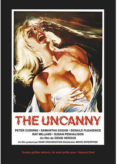 The Uncanny - Les chats du diable - DVD