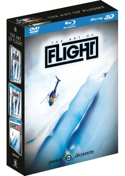 The Art of Flight (Combo Blu-ray 3D + Blu-ray + DVD) - Blu-ray 3D