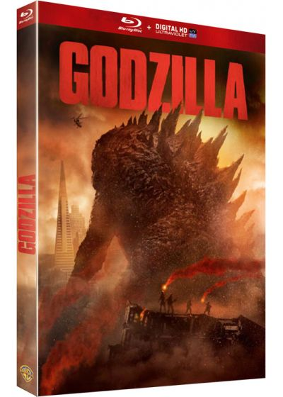 Godzilla (Blu-ray + Copie digitale) - Blu-ray