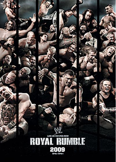 Royal Rumble 2009 - DVD