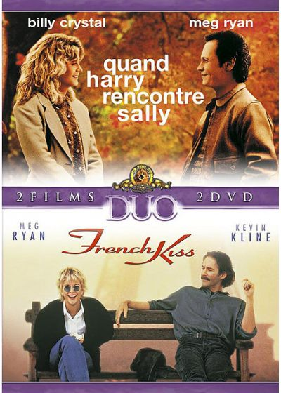 Quand Harry rencontre Sally + French Kiss (Pack) - DVD