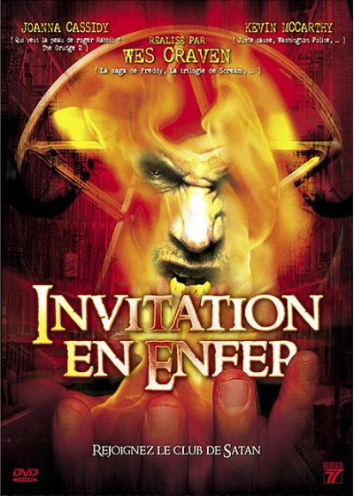 Invitation en enfer - DVD