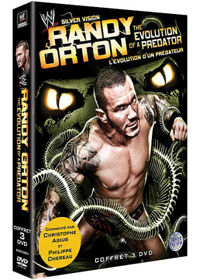Randy Orton : The Evolution of a Predator - DVD
