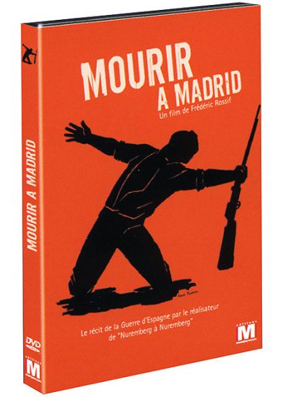 Mourir à Madrid (Édition Collector) - DVD
