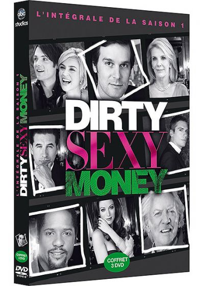 Dirty Sexy Money - Saison 1 - DVD