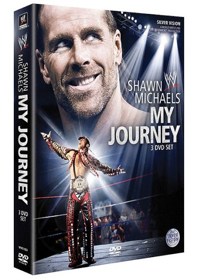 WWE Shawn Michaels : My Journey - DVD