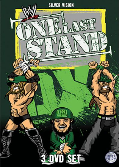 DX One Last Stand - DVD