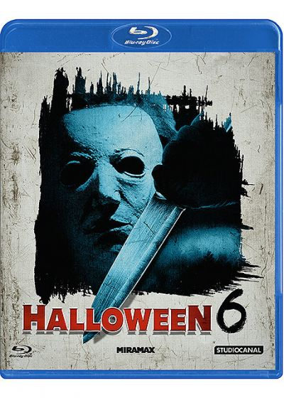 Halloween 6 : la malédiction de Michael Myers - Blu-ray