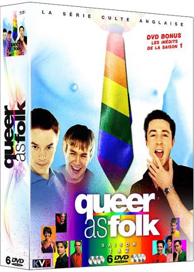 Queer As Folk - Saisons 1 & 2 - DVD