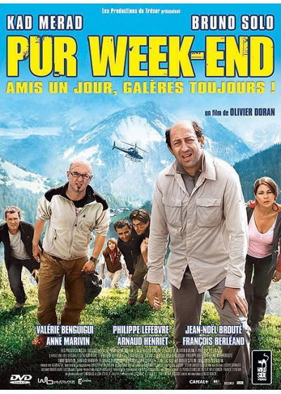 Pur week-end - DVD