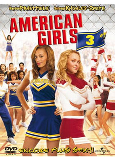 American Girls 3 - DVD