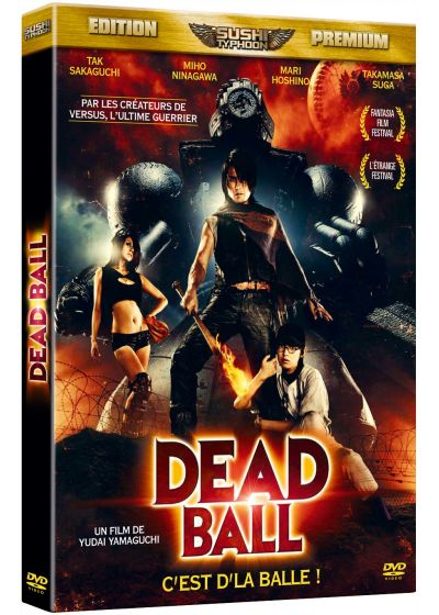 Dead Ball (Édition Premium) - DVD