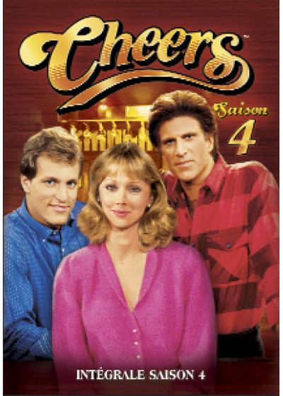Cheers - Saison 4 - DVD