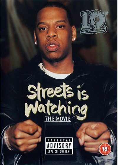 Streets is Watching, The Movie - DVD