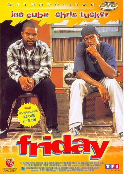 Friday - DVD