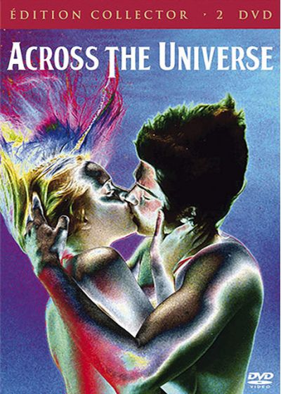 Across the Universe (Édition Collector Limitée) - DVD