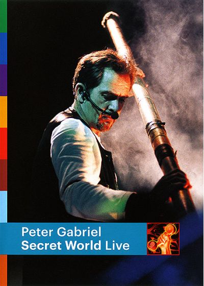 Peter Gabriel - Secret World Live (Édition remasterisée) - DVD