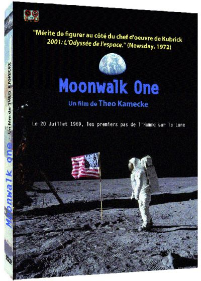 Moonwalk One (Director's Cut) - DVD