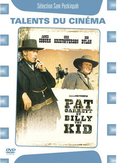 Pat Garrett et Billy The Kid (Édition Simple) - DVD