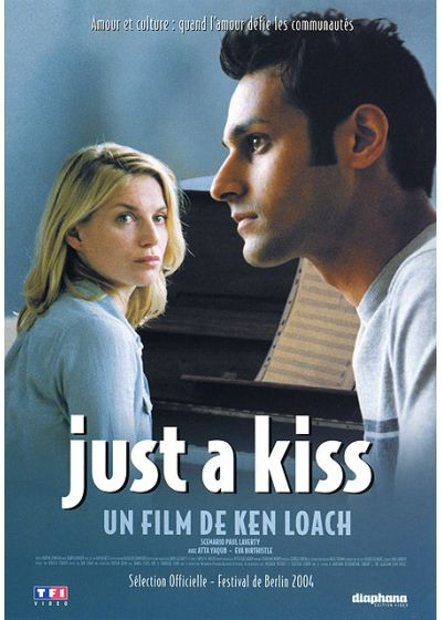 Just A Kiss - DVD