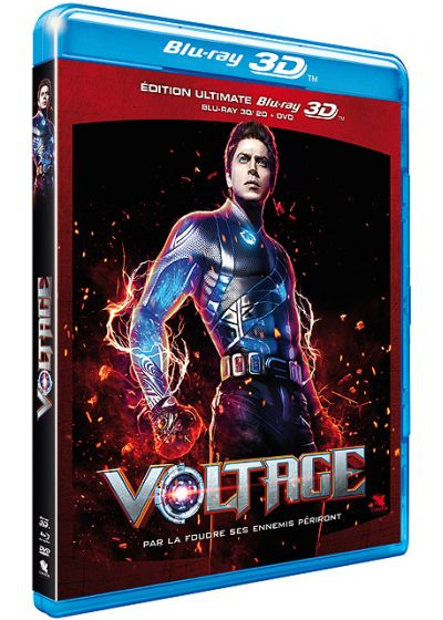 Voltage (Édition Ultimate - Blu-ray 3D + Blu-ray + DVD) - Blu-ray 3D