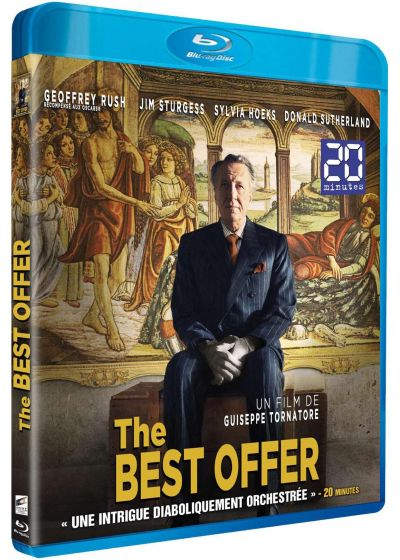 The Best Offer - Blu-ray