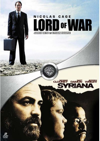 Lord of War + Syriana - DVD