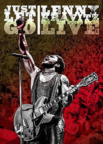 Lenny Kravitz : Just Let Go - DVD