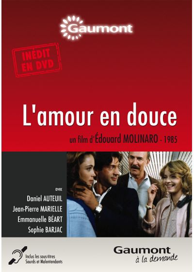 L'Amour en douce - DVD