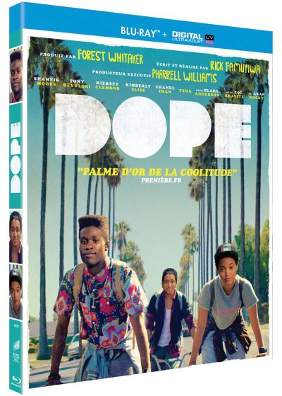 Dope (Blu-ray + Copie digitale) - Blu-ray
