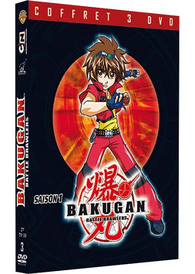 Bakugan Battle Brawlers - Saison 1 - DVD