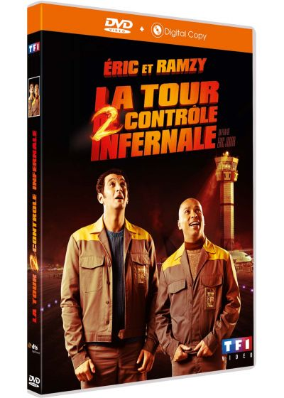 La Tour 2 contrôle infernale (DVD + Copie digitale) - DVD