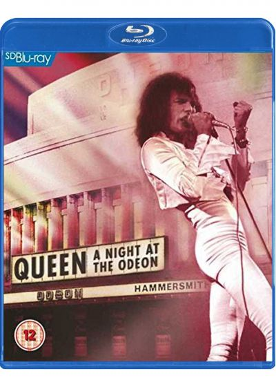 Queen : A Night at the Odeon Hammersmith 1975 - Blu-ray