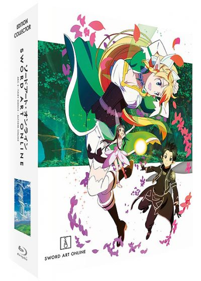 Sword Art Online - Saison 1, Arc 2 (ALO) (Édition Collector Blu-ray + DVD) - Blu-ray
