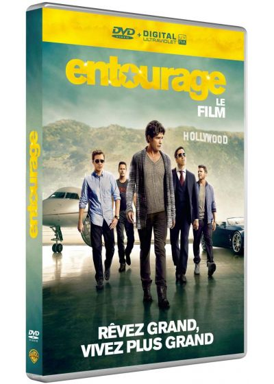 Entourage (DVD + Copie digitale) - DVD