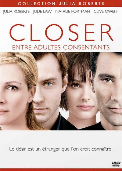 Closer : Entre adultes consentants (Superbit) - DVD