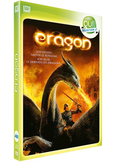 Eragon (Édition Simple) - DVD