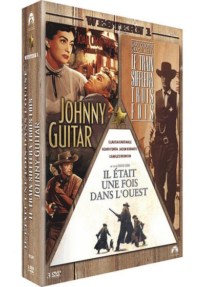 Western - Coffret n° 1 (Pack) - DVD