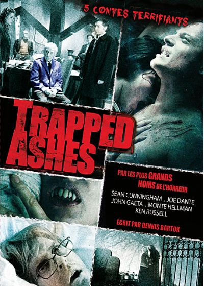 Trapped Ashes - DVD