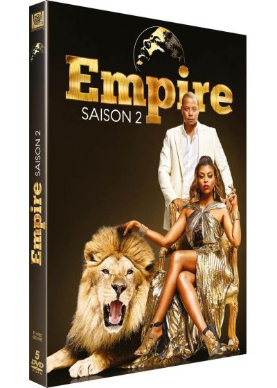 Empire - Saison 2 - DVD