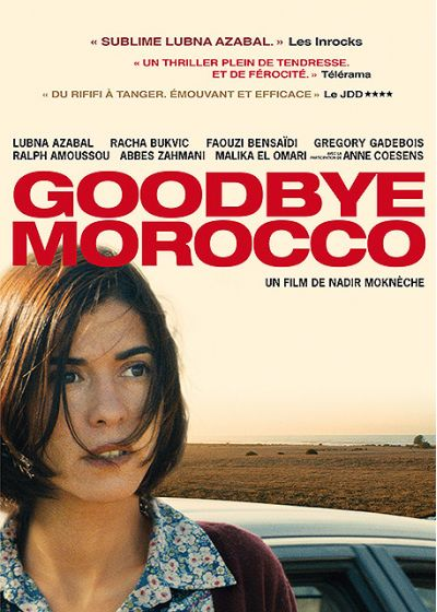Goodbye Morocco - DVD